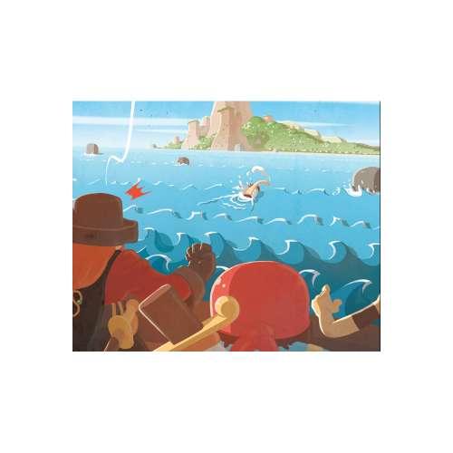 Pirates: The Great Chase - книга-игра