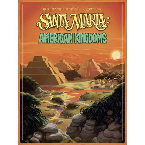 Santa Maria: American Kingdoms - разширение за настолна игра
