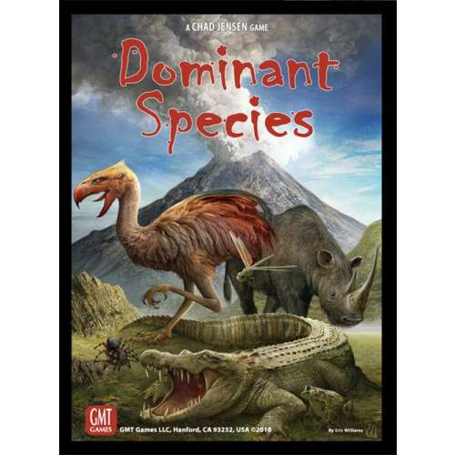 Dominant Species (5th Printing) - настолна игра