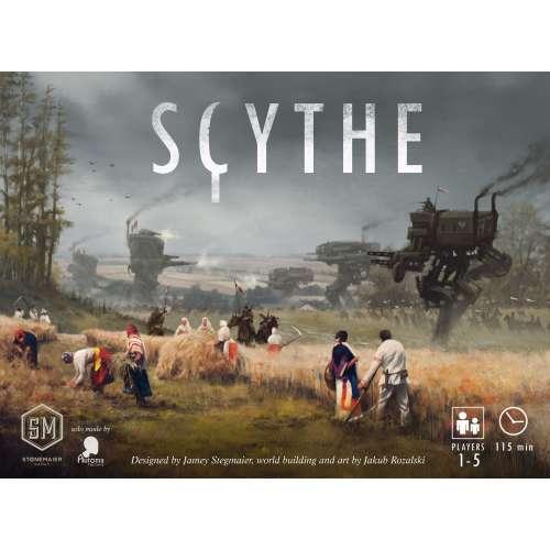 Scythe - настолна игра