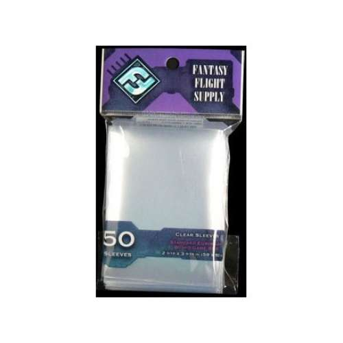 FFG Standard European Board Game Sleeves - 59 mm х 92 mm