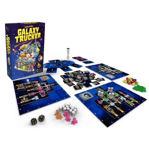 Galaxy Trucker (2021 Edition) - настолна игра