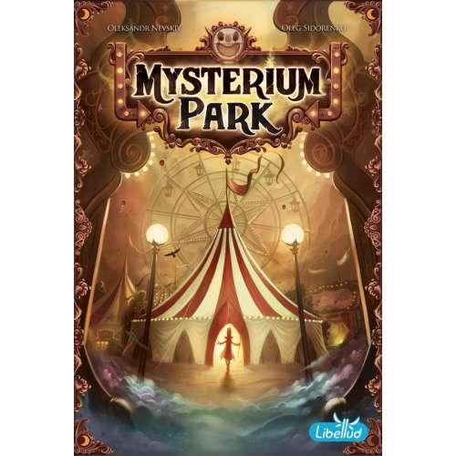 Mysterium Park (+ Vision Promo Card) - настолна игра