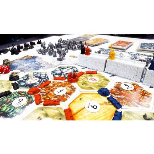 A Game of Thrones: Catan – Brotherhood of the Watch - настолна игра