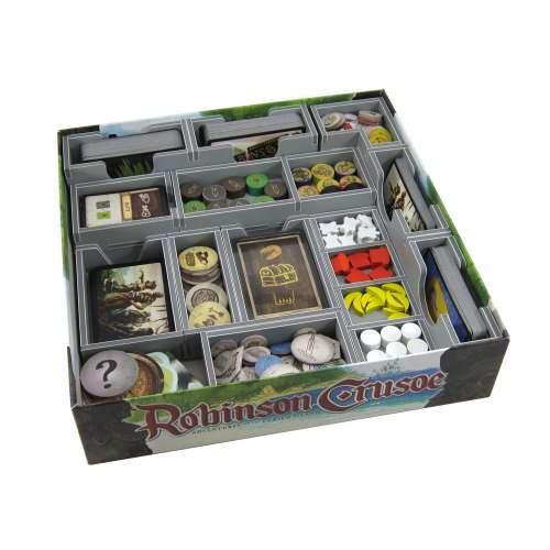 Robinson Crusoe - Folded Space Organiser