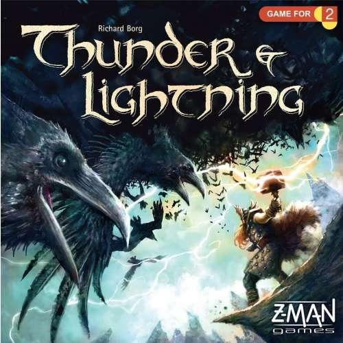 Thunder & Lightning - настолна игра