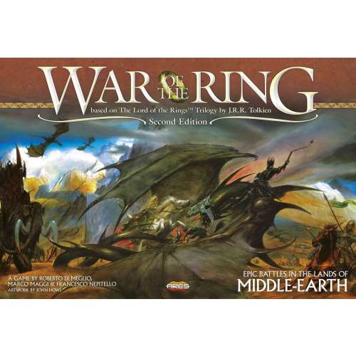 War of the Ring (Second Edition) - настолна игра
