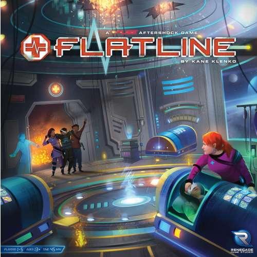 Flatline - настолна игра