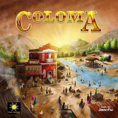 Coloma - настолна игра