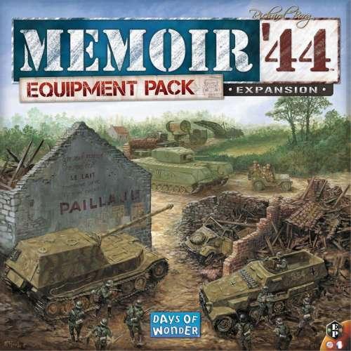 Memoir '44: Equipment Pack - разширение за настолна игра
