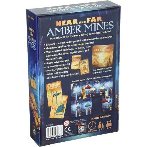 Near and Far: Amber Mines - разширение за настолна игра