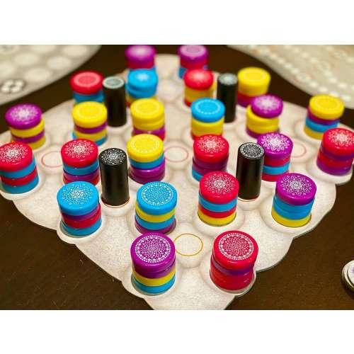 Mandala Stones - настолна игра