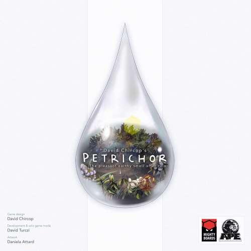 Petrichor - настолна игра