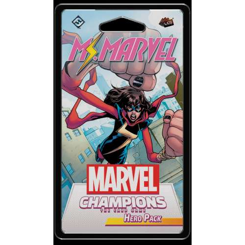 Marvel Champions: The Card Game – Ms. Marvel Hero Pack - разширение за настолна игра