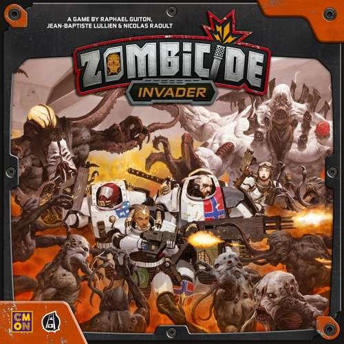 Zombicide: Invader - настолна игра