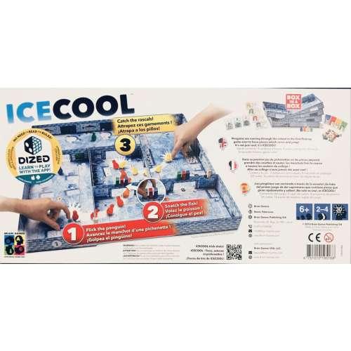 ICECOOL - настолна игра