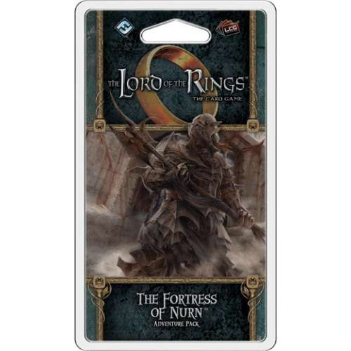 The Lord of the Rings: The Card Game – The Fortress of Nurn - разширение за настолна игра
