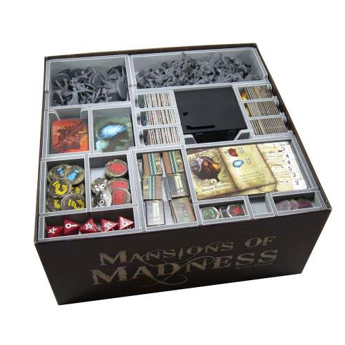 Mansions of Madness: Second Edition - Folded Space Organiser