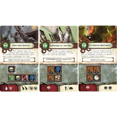 Elder Sign: Gates of Arkham - разширение за настолна игра