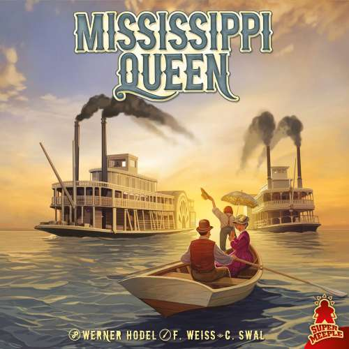 Mississippi Queen - настолна игра