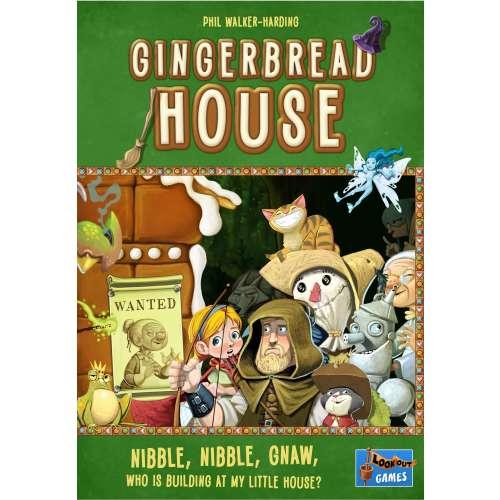 Gingerbread House - настолна игра