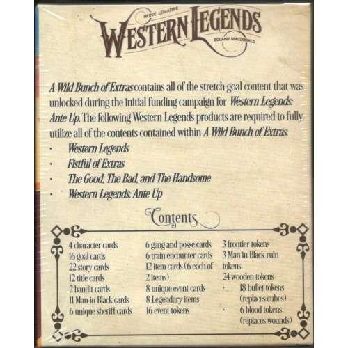 Western Legends: Wild Bunch of Extras - разширение за настолна игра