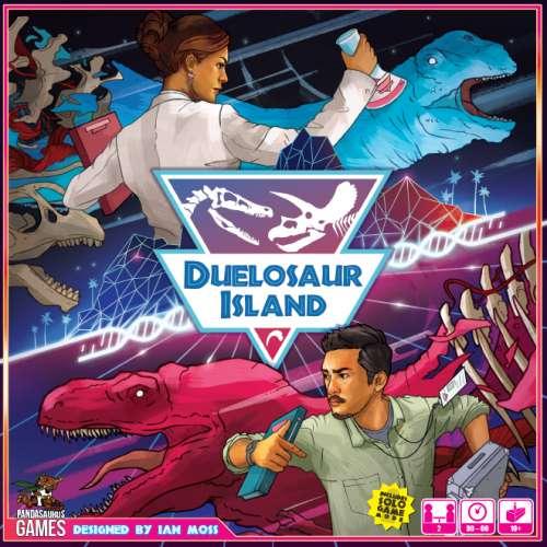 Duelosaur Island - настолна игра