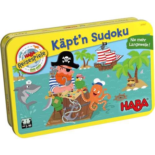 Капитан Судоку - настолна игра
