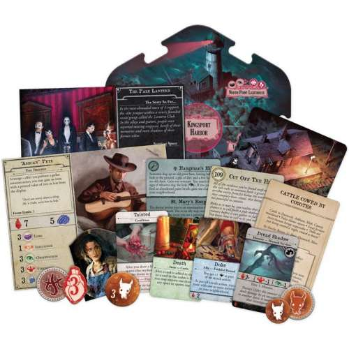 Arkham Horror (Third Edition): Under Dark Waves - разширение за настолна игра