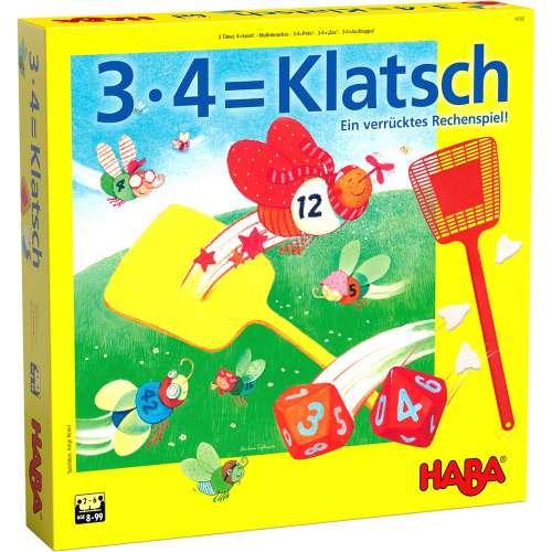 3x4 = Пляс! - настолна игра
