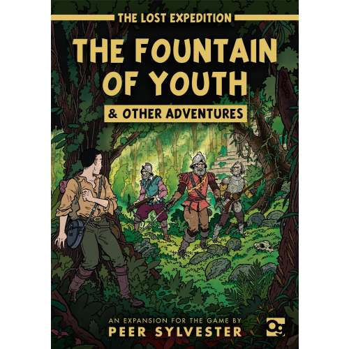 The Lost Expedition: The Fountain of Youth & Other Adventures - разширение за настолна игра