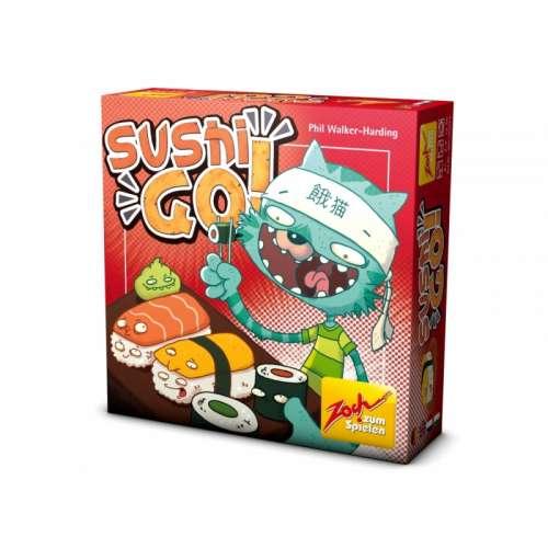 Sushi Go! - настолна игра