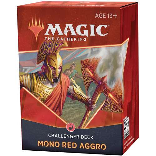 Magic: The Gathering - 2021 Challenger Deck – Mono Red Aggro