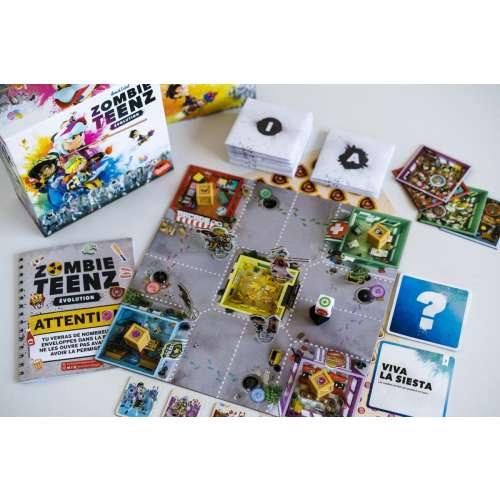 Zombie Teenz Evolution - настолна игра