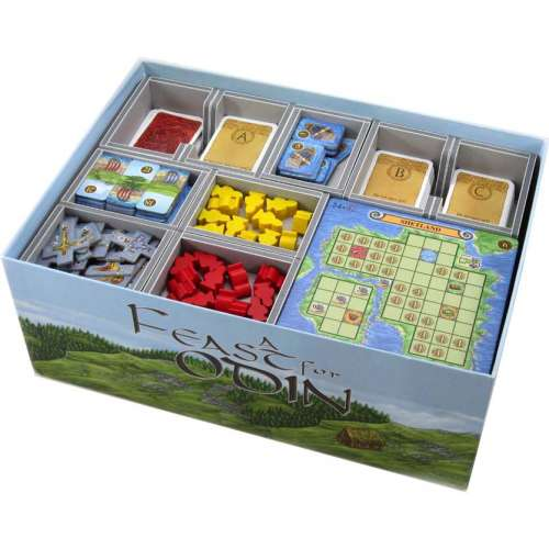 A Feast for Odin - Folded Space Organiser