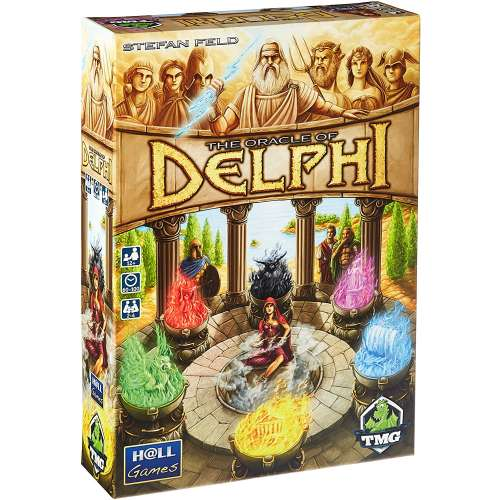 The Oracle of Delphi - настолна игра