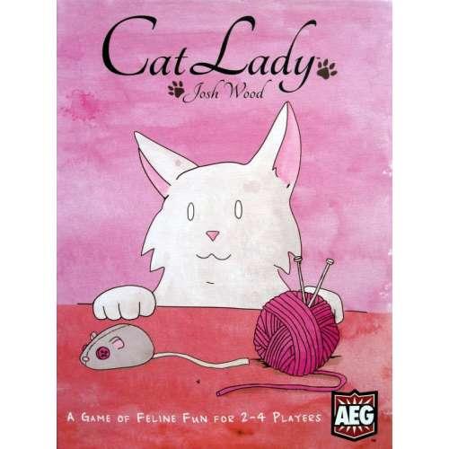 Cat Lady - настолна игра