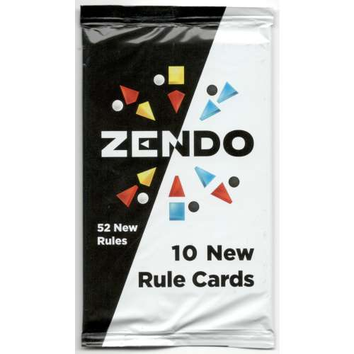 Zendo: Rules Expansion #1 - разширение за настолна игра
