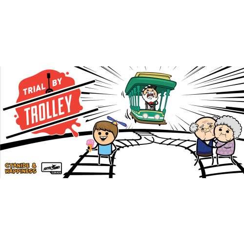 Trial by Trolley - настолна игра