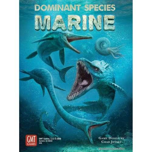Dominant Species: Marine - настолна игра