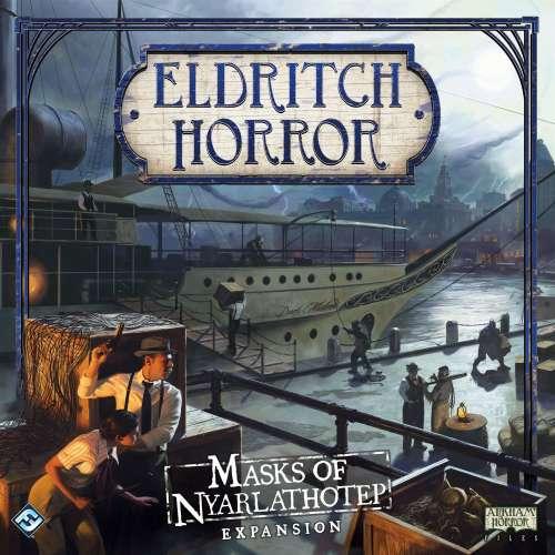 Eldritch Horror: Masks of Nyarlathotep - разширение за настолна игра