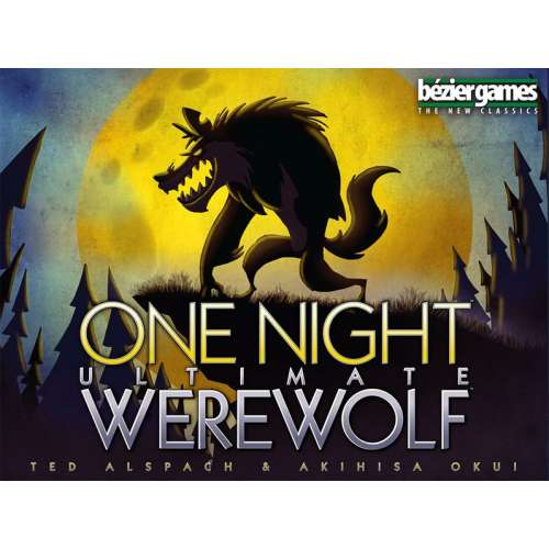 One Night Ultimate Werewolf - настолна игра