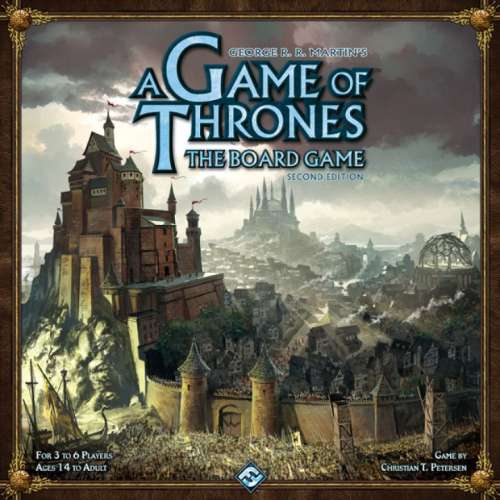 A Game of Thrones: The Board Game (Second Edition) - настолна игра