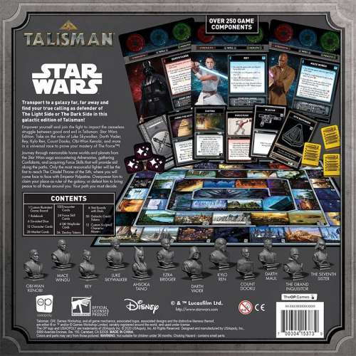 Talisman: Star Wars - настолна игра