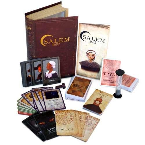 Salem 1692 (Second Edition) - настолна игра