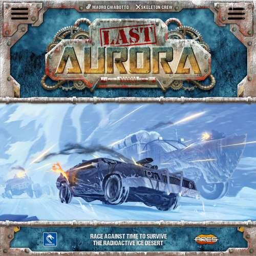 Last Aurora - настолна игра
