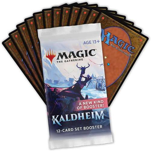 Magic: The Gathering - Kaldheim Set Booster