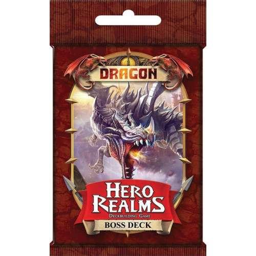 Hero Realms: Boss Deck – The Dragon - разширение за настолна игра