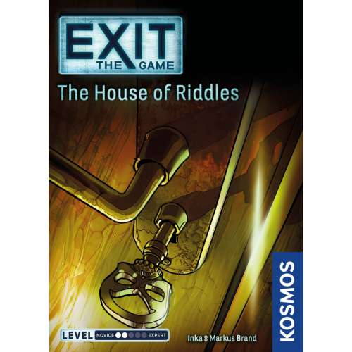 Exit: The Game – The House of Riddles - настолна игра