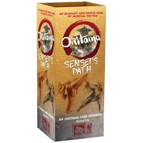Onitama: Sensei's Path - разширение за настолна игра